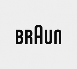 Das ist das Logo unseres Kunden Referenz Braun Packaging für Zentralrepro und PoSM