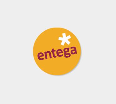 Unsere Kunden Referenz Entega für Marketingkommunikation, Verträge und Medien-IT