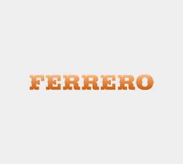 Unsere Kunden Referenz Ferrero Zentralrepro für Packaging und PoSM